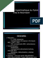 sténose pylore