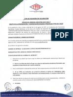 ACTA REUNION DE ACLARACIÓN