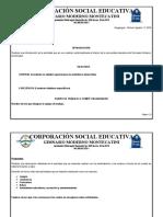 FORMATO DE ACTIVIDAES - SEGUNDO SEMESTRE.docx