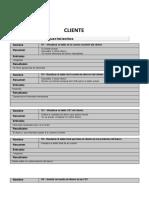 Formato Requerimientos cliente banco