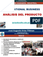 SESION 4 ANALISIS DL PRODUCTO