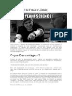 Treinamento de Força e Ciência