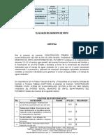 Certificación Paz V1 ORO NEGRO