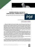 ENSEÑAR HISTORIA, EDUCAR LA TEMPORALIDAD_PAGES 2019