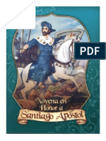 NOVENA AL SR SANTIAGO APOSTOL