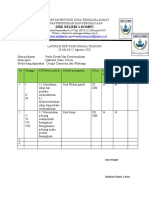 laporan KBM Produk Krearif dan Kewira Usahaan XI MM