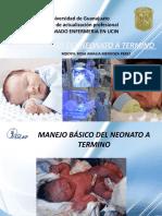 2. Manejo Del RN a Término