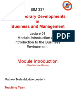 Lecture 01 Module induction and introduction to the business environment 15 - 16 - partner version.pptx