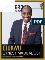 Professor Ernest Maduabuchi Ojukwu  | Hero of the Month September