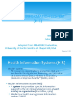 Health Information Systems_Presentation