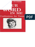 Your Word in Me_ Confessions for Teens - Beverly Tucker
