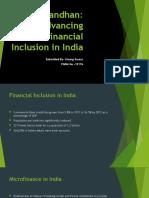 Bandhan Microfinance