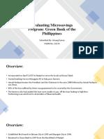 Evaluating Microsavings Program_MF