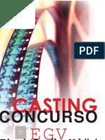 CASTING CONCURSO EGV