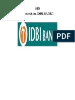 project idbi Banking