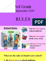 ENGLISH Grade 3 PPT Rules.pptx