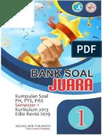 BANK SOAL KELAS 1 AGUNG.docx