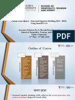 Free online course on PLS-SEM using SmartPLS 3.0_Introduction