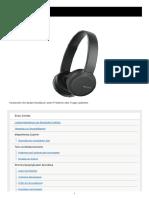 Sony WH-CH510 Wireless Stereo Headset (DE)