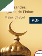 Les grandes figures de l'Islam - Malek Chebel.pdf