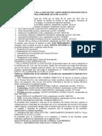 CONSTITUCION ASOCIACION DE VIVIENDA NUEVA VILLA