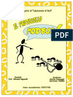 Protocollo MODBUS dispensa