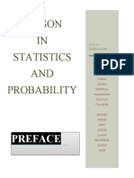 stats and probability