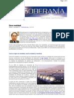 20090730 Soberania.org Dura Realidad del Gas Natural en Venezuela