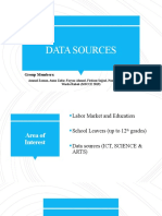 ppt 5 -data sources
