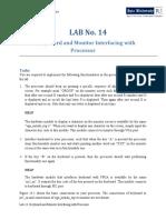 CA Lab 14