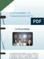 La Personalidad y El Comportamiento del Yo.pptx