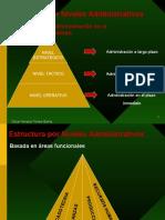 Organizacion y procesos de Auditoria