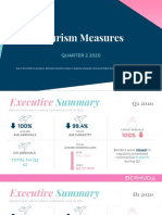 Tourism Measures Q2 2020
