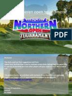 Pro Northeren Open Tournament