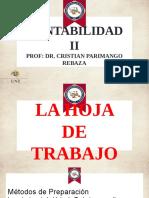 Clase 2 - La Hoja de Trabajo II.pptx