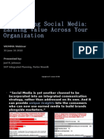 Integrating Social Media WOMMA 6 30 10 FINAL