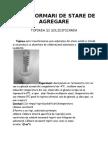 TRANSFORMARI DE STARE DE AGREGARE