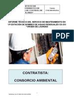 INFO TECNICO SEDAPAL - CD-203