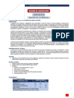 PRACTICA 19. Digestión de enzimas pancréticas sobre caseina