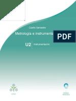 Formato de Planeaciones metrologia e instrumentación Unidad 2