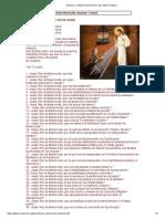 Letanias a la Misericordia Divina- Sta. María Faustina