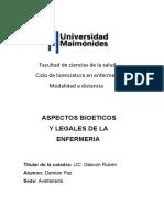 TERCER TP ASPECTOS BIOETICO Y LEGALES-doc