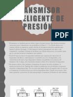 Transmisor Inteligente de Presión.pptx