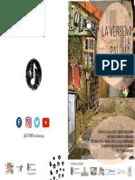 Programa Zarzuela Verbena de la Paloma