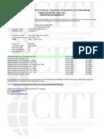 Calificaciones_Seguridad e información