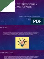 EXPO Manual del Instructor y del participante