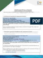 Guía para el desarrollo del componente práctico y rubrica de evaluación -Unidad 3 - Fase 4 - práctica sql