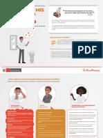 Infografia 3 - Gestión de emociones pensando positivo