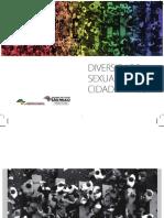 Cartilha SJDC - Diversidade Sexual e a Cidadania LGBT