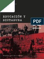 EDUCACIONYDICTADURA